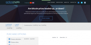 Action Crypto Bitcoinist