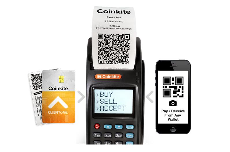 Coinkite Bitcoinist