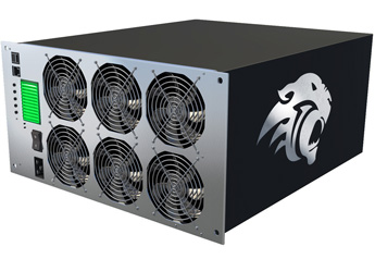BitFury 3500BF Trasnaction Processor