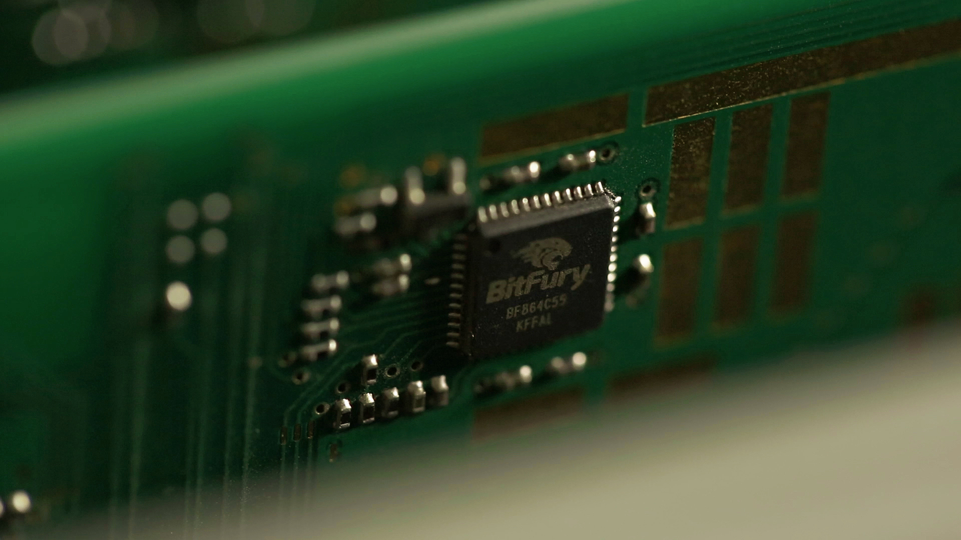 BitFury Chip Bitcoinist