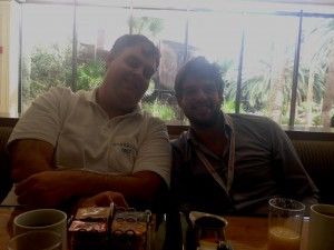 Guy Corem and Marco Streng