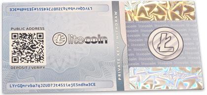 Share the litecoin association