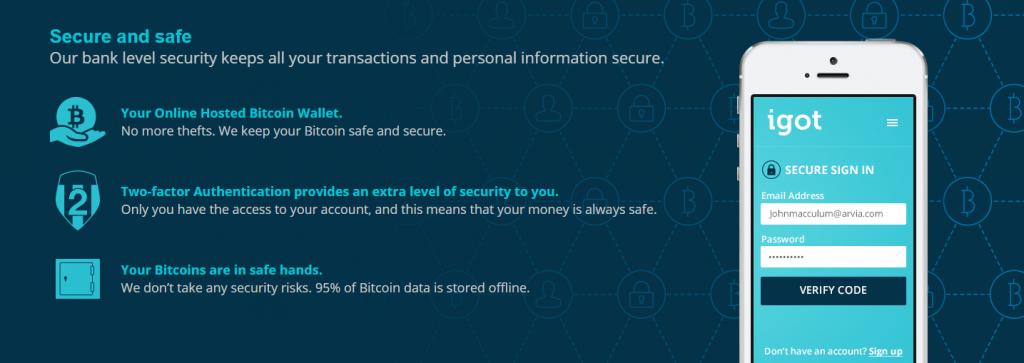 Igot Bitcoin Exchange Bitcoinist