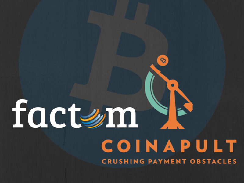 Bitcoinist Factom Coinapult