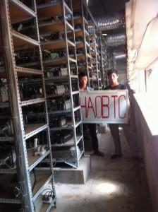Bitcoinist)HaoBTC Mining operation