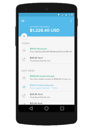 The Circle app for Android - Bitcoinist.net
