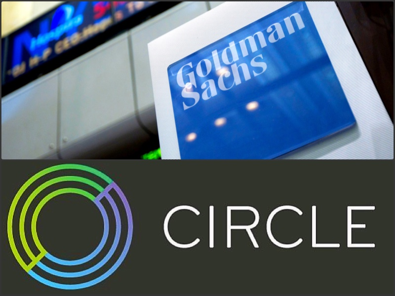 Goldman Invests In Circle