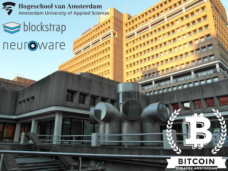 bitcoin embassy amsterdam)