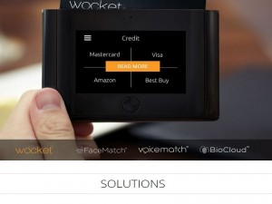 Wocket Smart Wallet: Mobile Security for a Mobile World