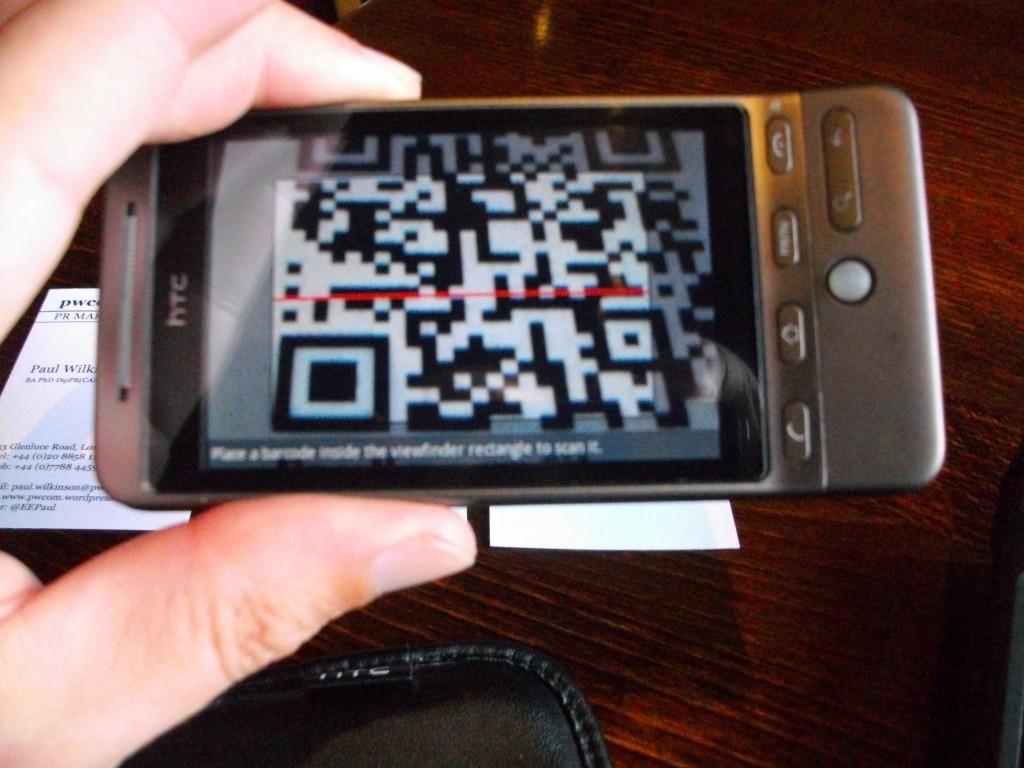 qr code reader app