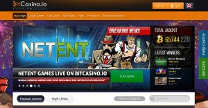 BitCasino Adds 150+ Games With NetEnt!