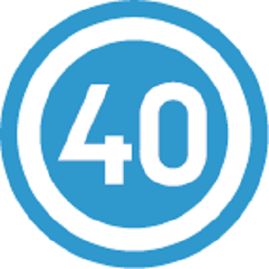 Node40 logo