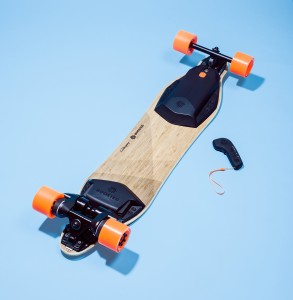 Bitcoinist_Boosted Electric Skateboard