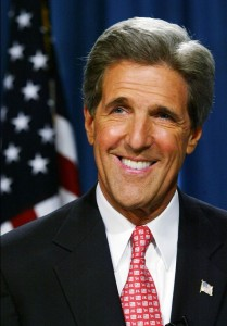 Chinese and Russian hackers are probably reading his emails Says John Kerry
