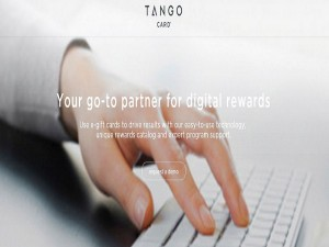 Tango Card to let users of the search engine redeem reward points
