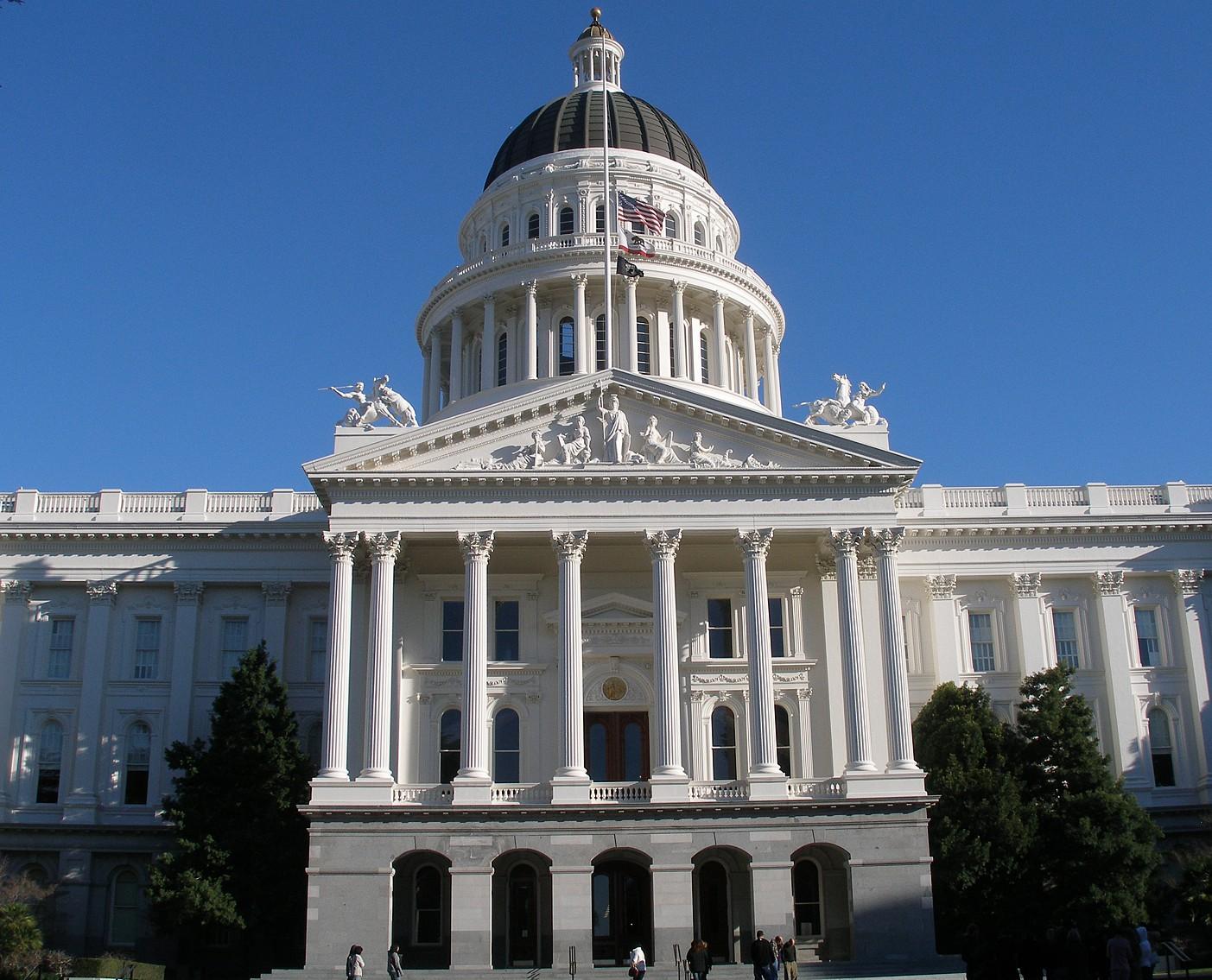 Californiastatecapitol