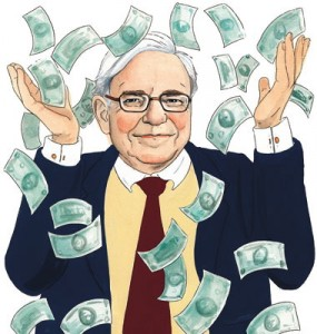 Has Buffett Seen the Light?
