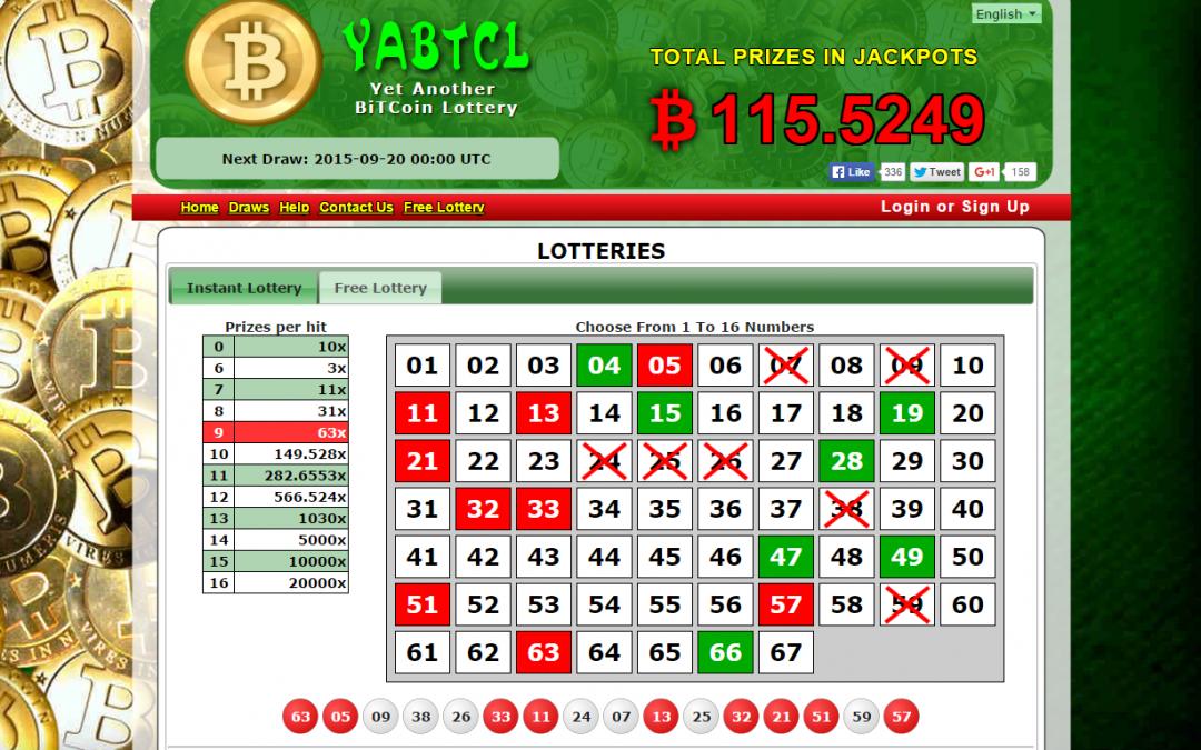 Bitcoin Lottery ICO valutazione e dettagli   ICOholder