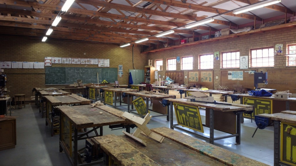 A school in South Africa
