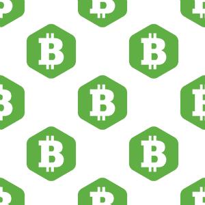 Bitcoinist_Bitcoin green bg