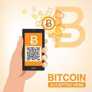 Bitcoinist_Bitcoin QR Code