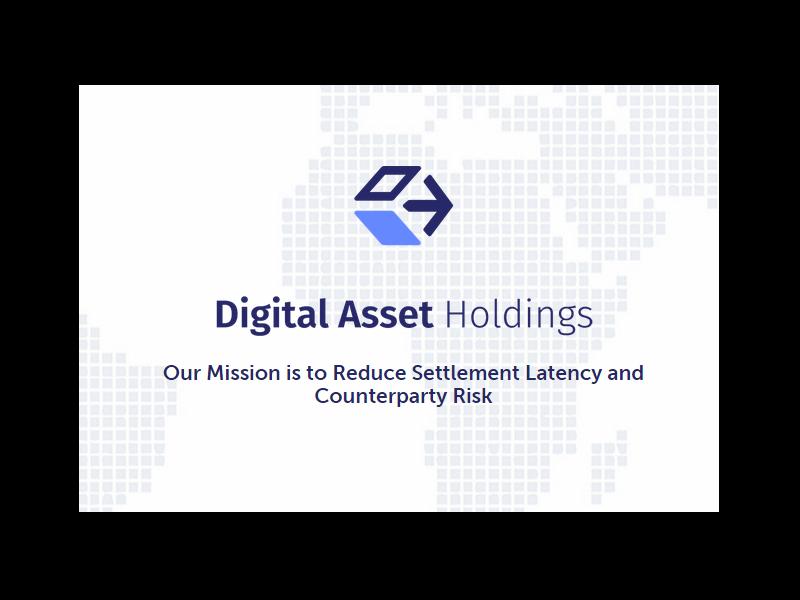 Digital asset holdings struggles