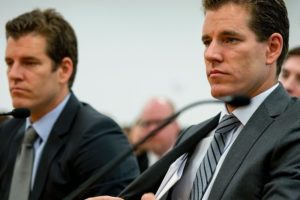 Winklevoss Twins facebook