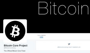 Bitcoin Core Twitter
