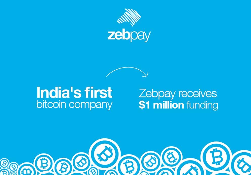 india bitcoin, zebpay