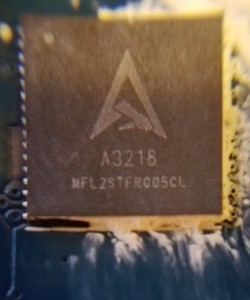 Avalon A3218 Bitcoin ASIC