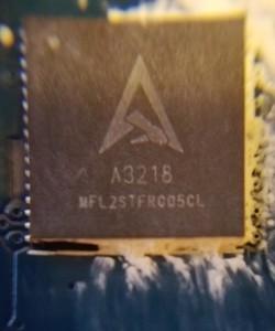 Avalon A3218 Bitcoin ASIC