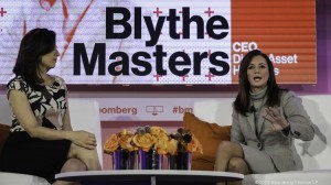 Blythe Masters Panel