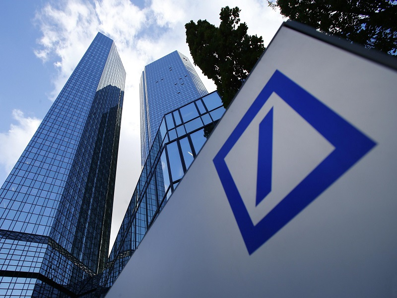 Deutsche Bank danske frankfurt