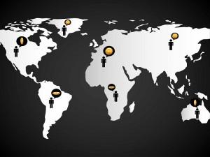 Bitcoinist_Global Map