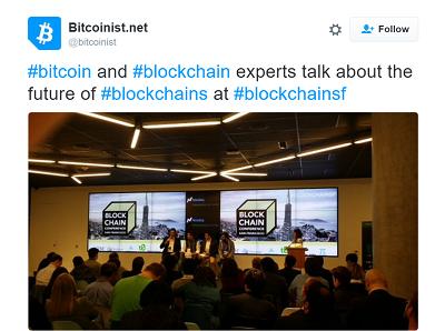 Blockchain conferences
