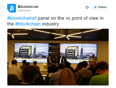 Blockchain conferences