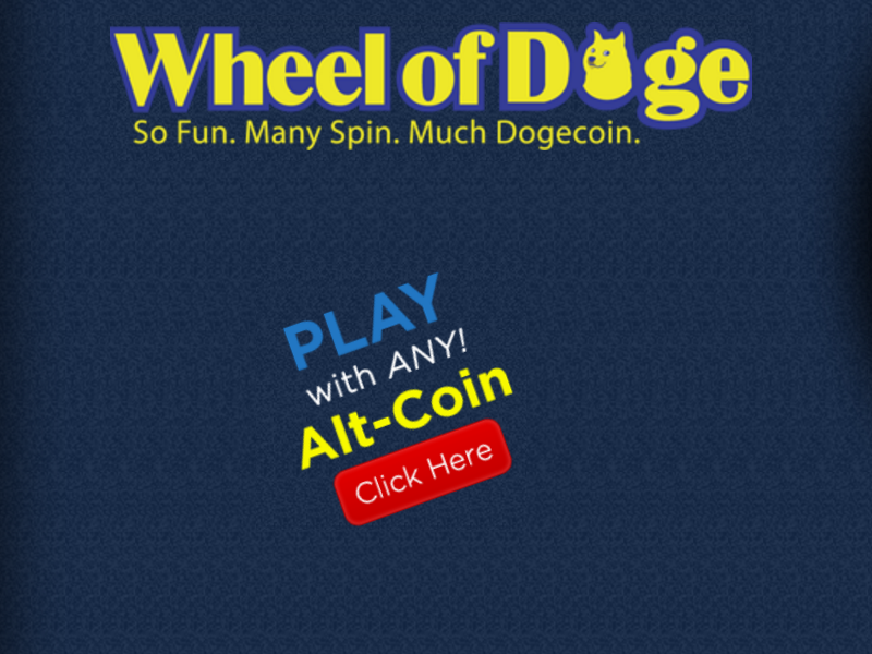 wheel of doge