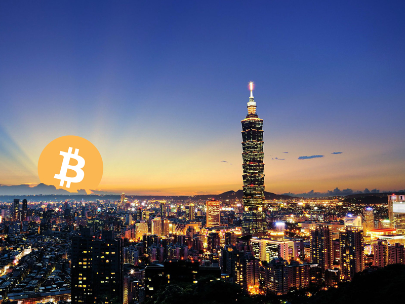 In Taiwan, A Politician Has Accepted The First Ever Bitcoin Donation