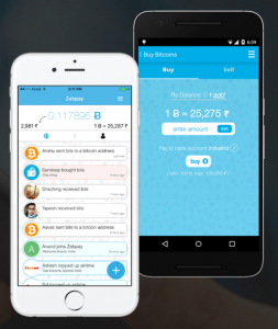 Zebpay App