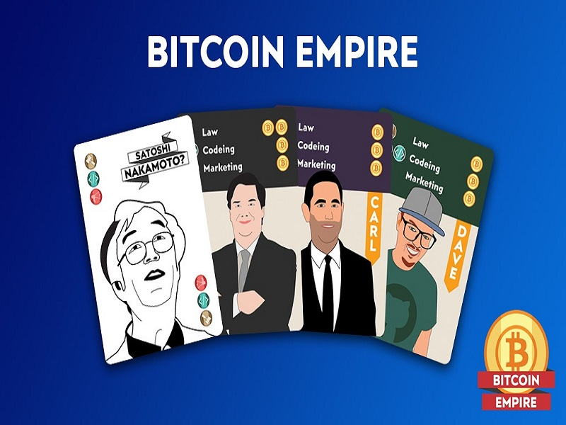 Bitcoin Empire