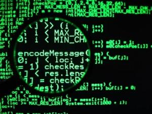 Computer code Bitcoin RSA Keys