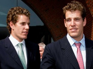 Are the Winklevoss Twins Bringing the Bitcoin Price Back Up?