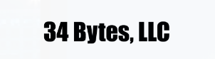 34 Bytes Logo