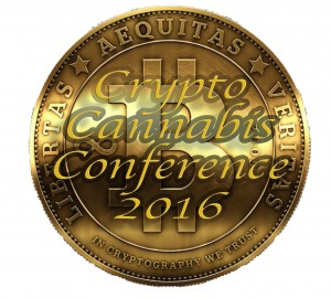 Crypto Cannabis Conference 2016