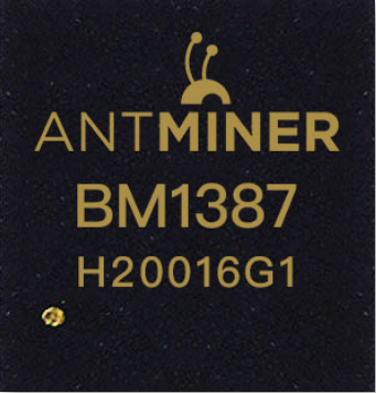 Bitmain AntMiner R4 chip