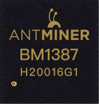 Bitmain AntMiner R4 chip