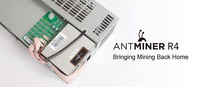 Bitmain AntMiner R4