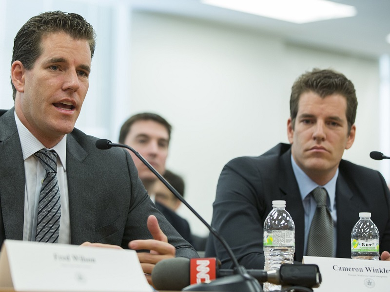 Bitcoin slumps after USA  regulators reject Winklevoss crypto exchange-traded fund, again