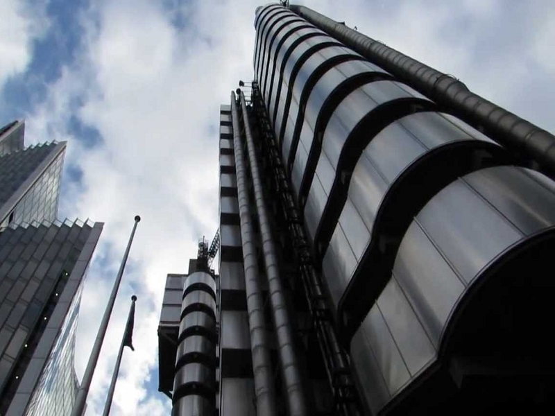 London Finance District
