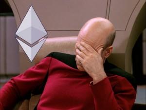 Piccard fail Ethereum